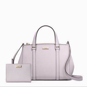 Gorgeous bag and wallet by Kate spade
